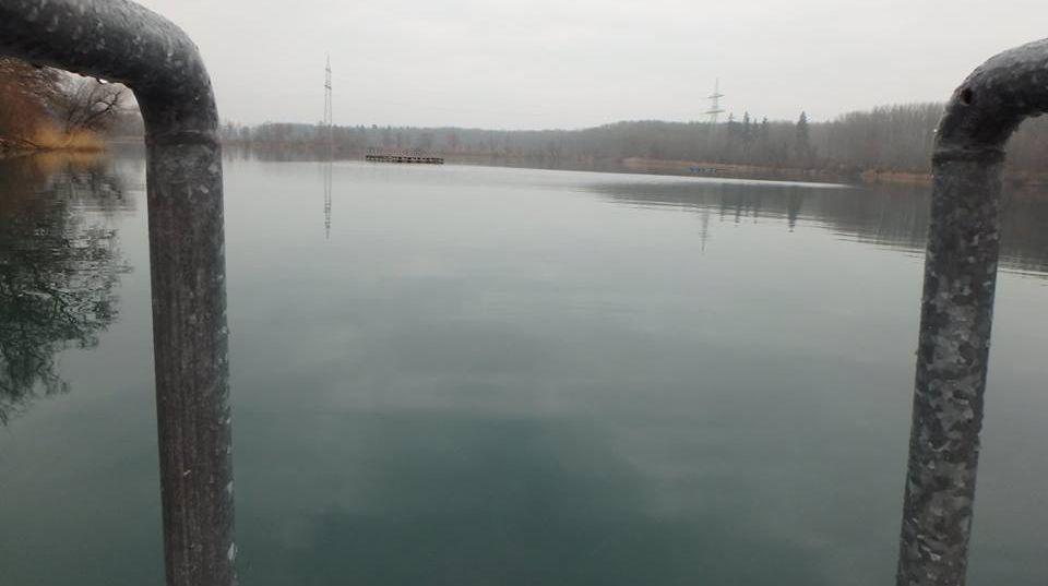 SwimRun - how to swim in cold water