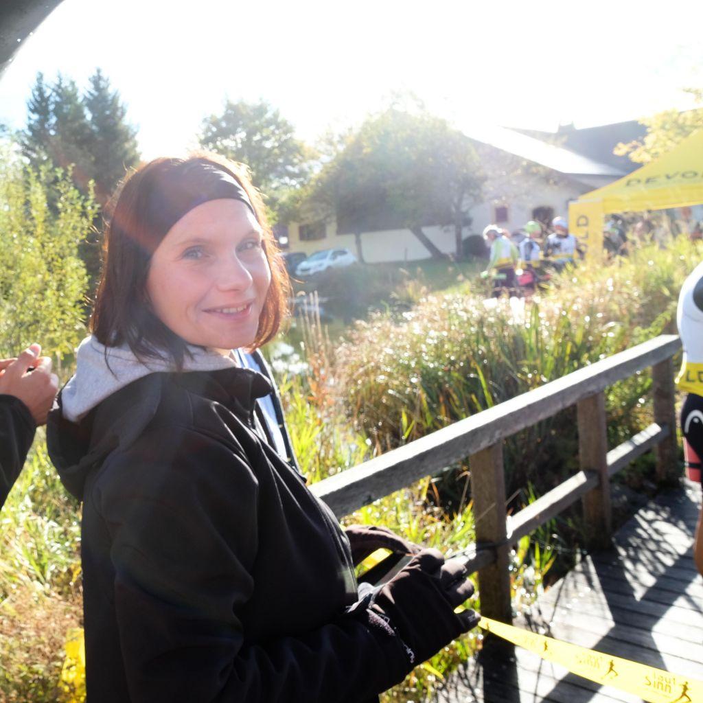 Julia beim ASR - Foto: zeitundblende
