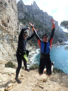 SwimRun Croatia und SwimRun Germany in den Calanques
