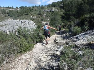 SwimRun in den Calanques - Trails