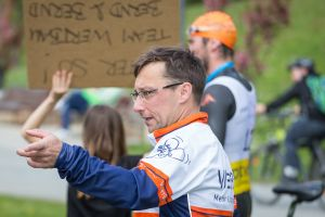 1. SwimRun Hof - 21.2 Bernd Bernhuber - Foto: Andreas Rau