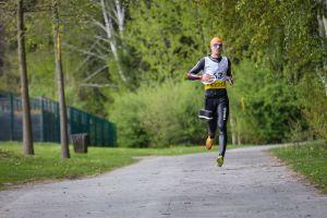 1. SwimRun Hof - Sprint, schneller SwimRunner, HEAD Swimming