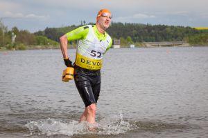 1. SwimRun Hof - Sprint, HEAD Rough
