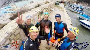 SwimRun Testteam 2017 - Foto: Fix