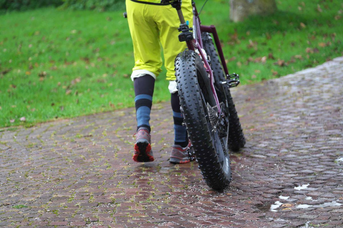 Fatbike von Hinten - Foto: Zeit&Blende