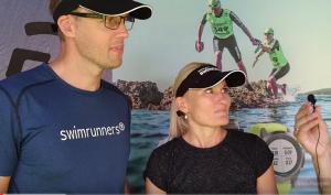 Maj-Britt Klok und sören Engholm im Gespräch mit SwimrunGermany