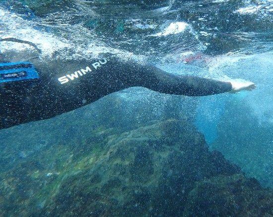 schwimmen in puerto del carmen - Foto: SRG
