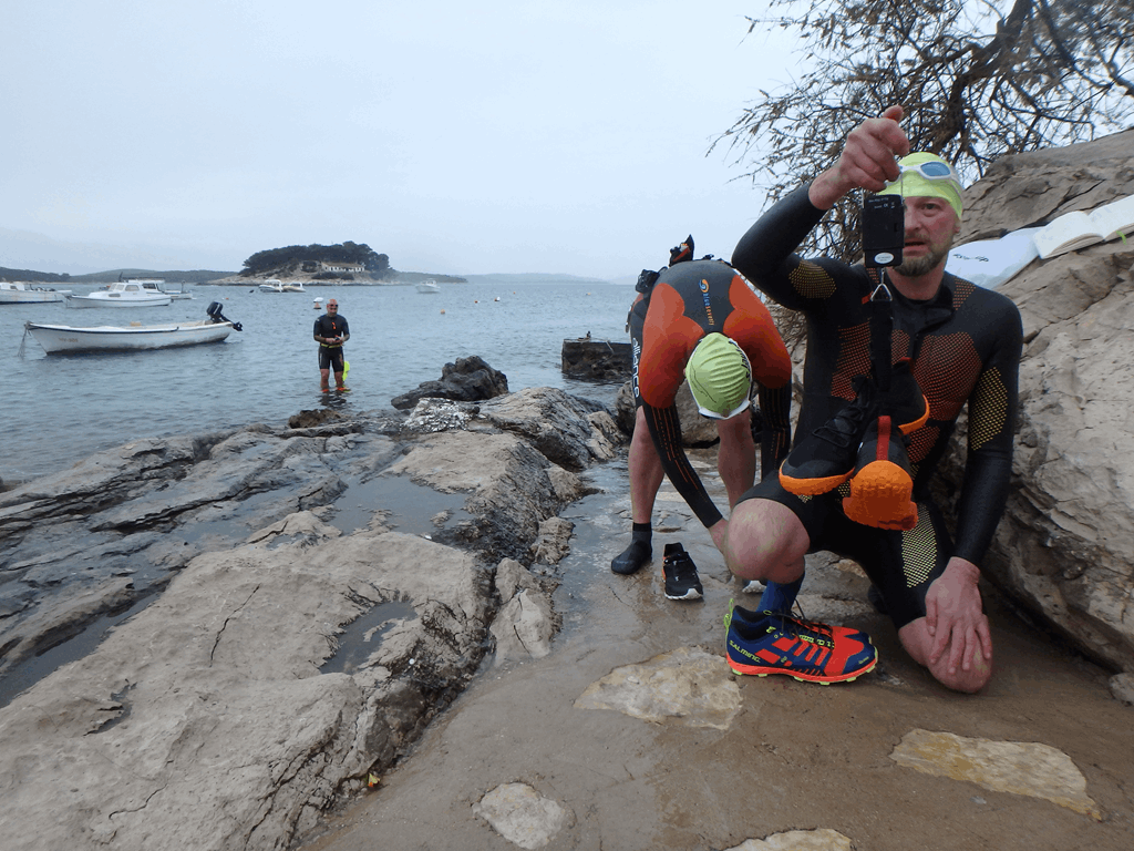 SwimRun Gear Test 2018 - Foto: SRG