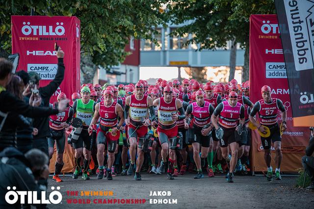 2018 Ötillö SwimRun World Championship - Foto: Jakob Edholm