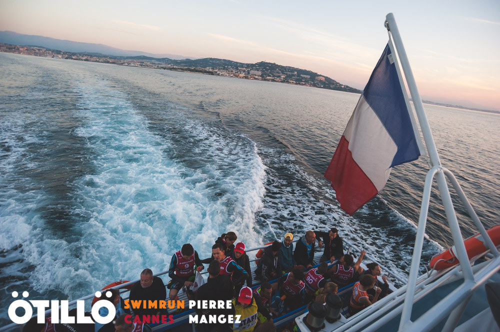ÖTILLÖ SwimRun Cannes - Foto: Pierre Mangez