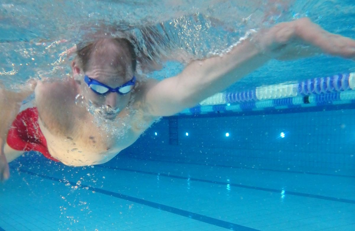 Atmung beim Schwimmen - Foto: schwimmSinn by laufSinn