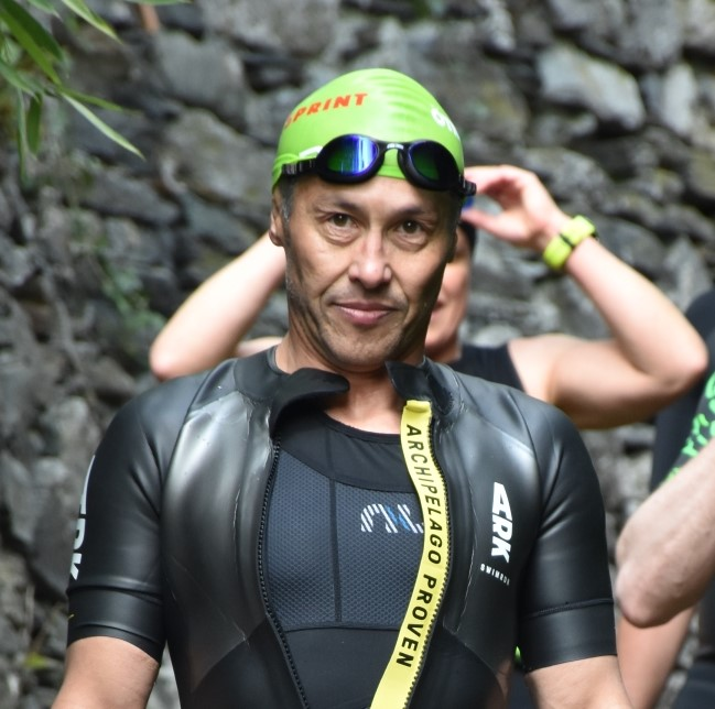 "Francois-Xavier Li ""Fix"" - SwimRun France - Foto: WoS"