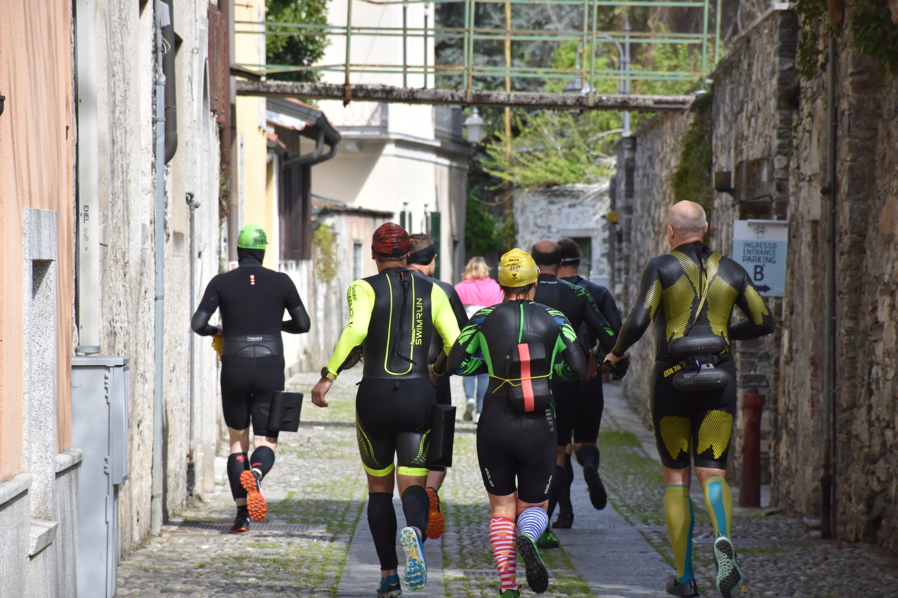 SwimRun Gear Test 2019 - Foto: World of SwimRun