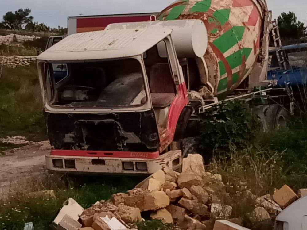 SwimRun Malta - Truck