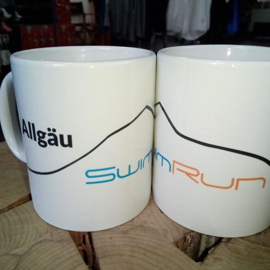 Allgäu SwimRun Tasse - Foto: SRG
