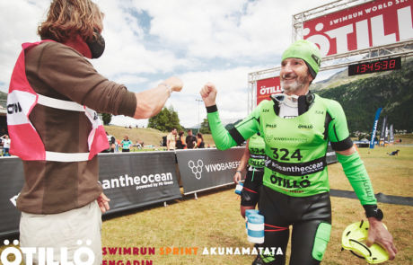 Ötillö SwimRun World Series Engadin 2020 - Foto: Akuna Matata