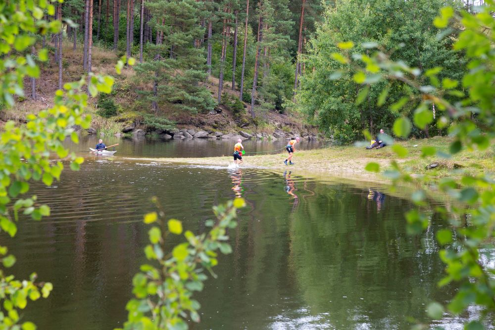 Backwater SwimRun 2021 - Foto: Bernhard Noll
